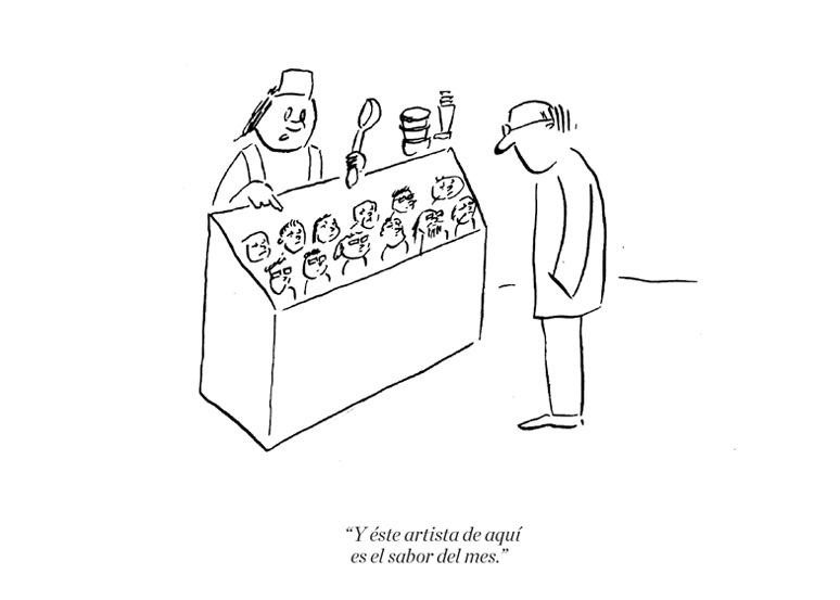 El sabor del mes, por Pablo Helguera