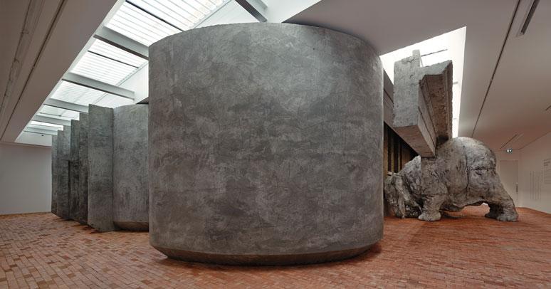 Today We Reboot the Planet, 2013. Serpentine Sackler Gallery, Londres. Cortesía del artista y Marian Goodman Gallery, Nueva York/París y Kurimanzutto, México D.F. ©Jörg Baumann