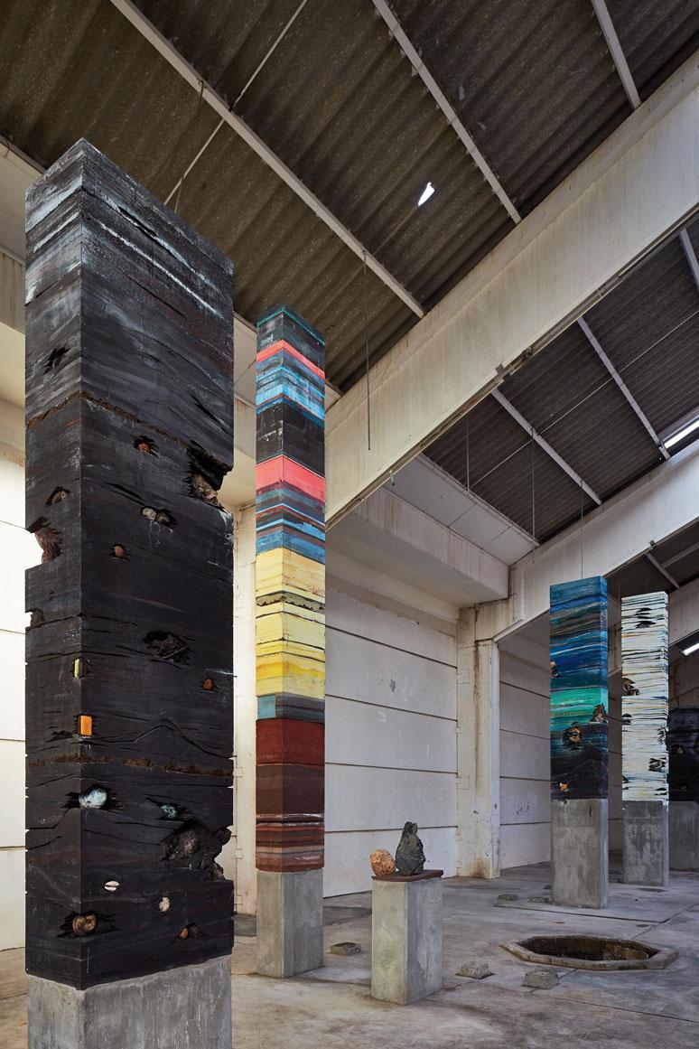 Planetarium, 2015. 12a Bienal de Sharjah, Kalba city, EAU. Cortesía del artista, Marian Goodman Gallery, New York/París y Kurimanzutto, México D.F. ©Jörg Baumann