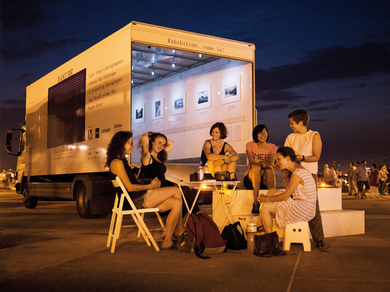 The Inge Morath Truck Project