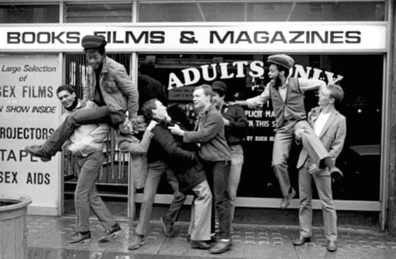 Resultado de imagen de publico beat años 60