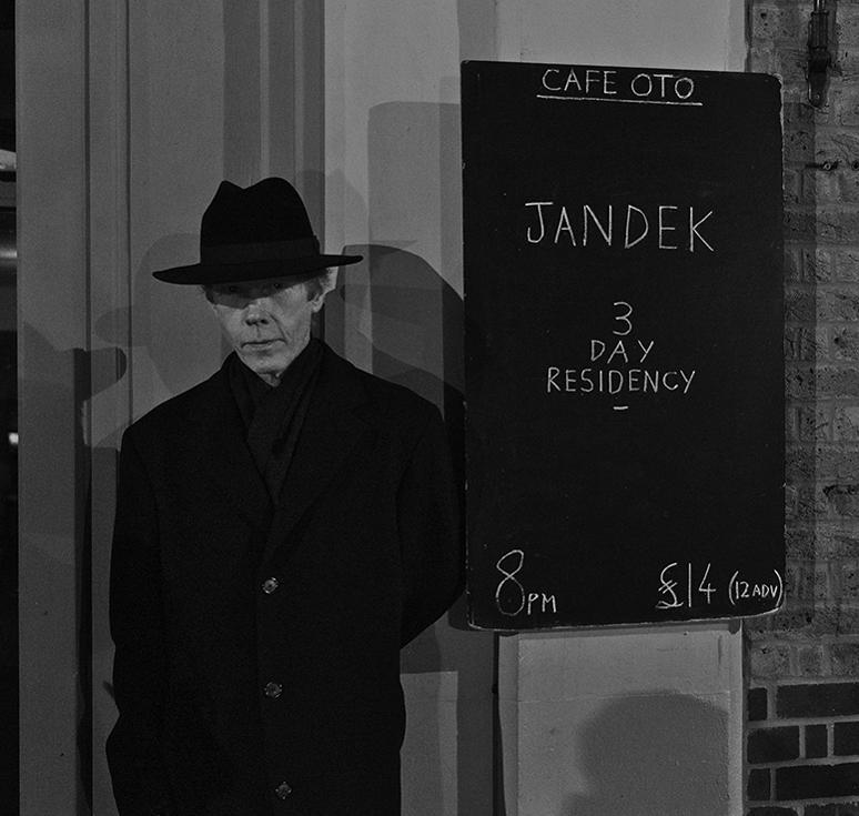 Jandek, por Dawid Laskowski